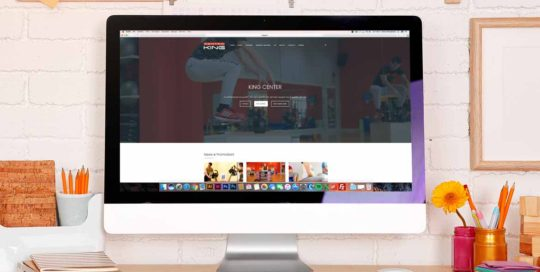 Social Media Agency - TreeLab Agency - Portfolio - Palestra King Bassano del Grappa