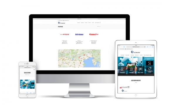 Web Agency - TreeLab Agency - Portfolio - RK Distribuzione
